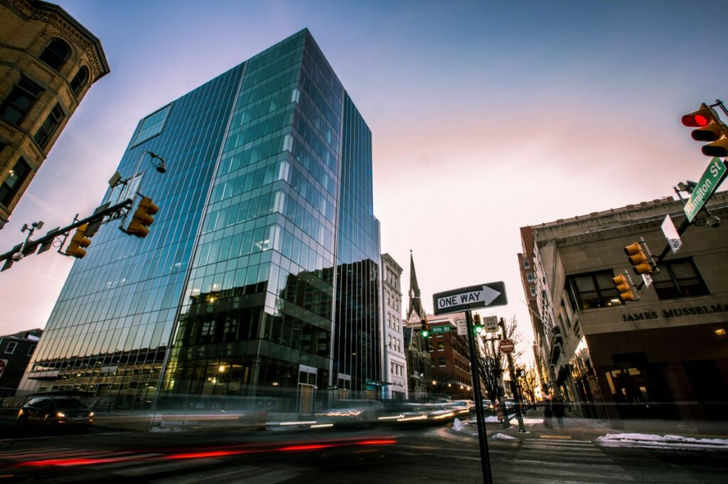 BusPatrol Leases Entire 5th Floor of Tower 6 Office Building in Downtown Allentown